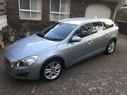 2011 Volvo V60 wagon D5 Mulgrave Hawkesbury Area Preview