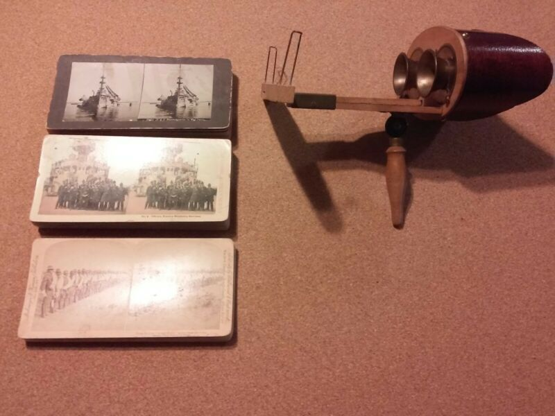 The Stereo-Graphoscope from 1889