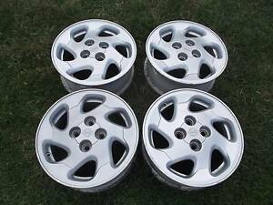 MAG WHEEL SETS. 4X100. SUIT PULSAR,CORROLLA, MITSUBISHI, HONDA Edwardstown Marion Area Preview