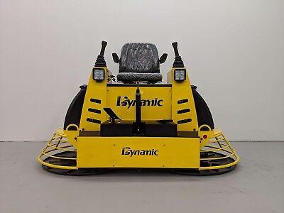 Hoc Qumh78 Honda Gx690 Hydraulic 36 Inch Ride On Power Trowel 3 Year Warranty