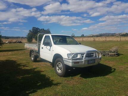 2001 Holden Rodeo Ute Kernot Bass Coast Preview