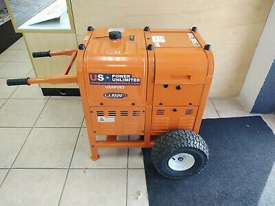 Usa Power Unlimited E9500 Generator