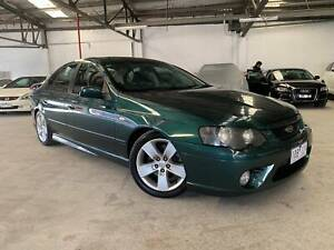 Ford Falcon XR8 BF Mk II XR8 Sedan 4dr Spts Auto 6sp 5.4i Nunawading Whitehorse Area Preview