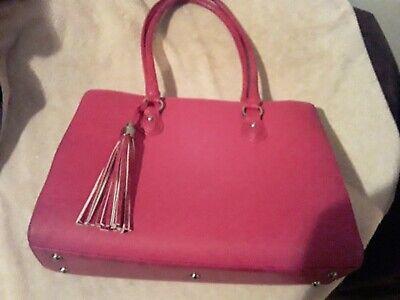 Red Best Friend Bag Fashionable Women Laptop