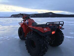 ATC 200es big red