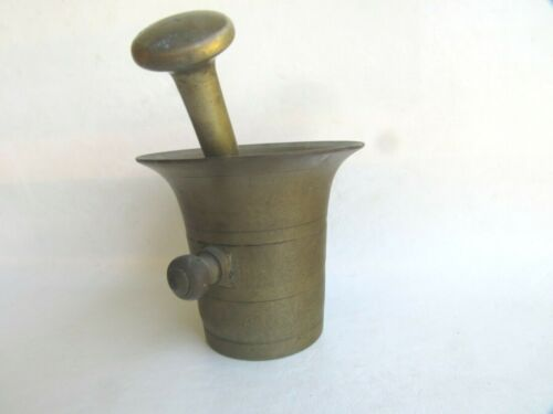 Vintage Apothecary Mortar and Pestle #5