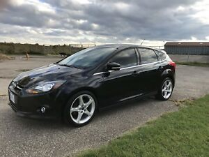 2012 Ford Focus Titanium/Remote Start/Warranty