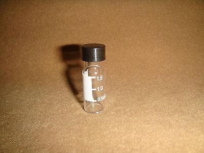 1.5ml Glass Vialssample Bottlereagent Bottle10pcslotlab Glassware