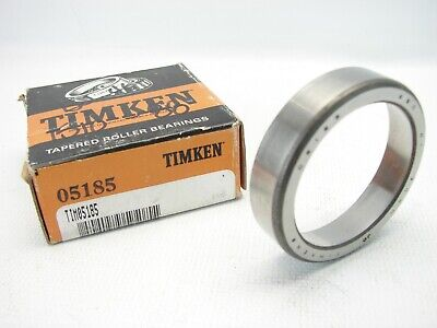 New Timken 05185 Tapered Roller Bearing Cup 5185 T86