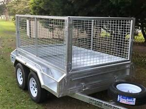 8x5 Tandem 2:0t with 900 High CAGE Morisset Lake Macquarie Area Preview