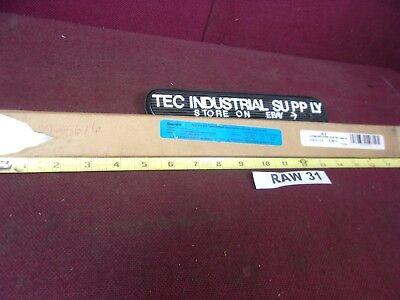 A2 A-2 Standard Tool Steel 316 X 1 12 X 18 Flat Stock Raw31