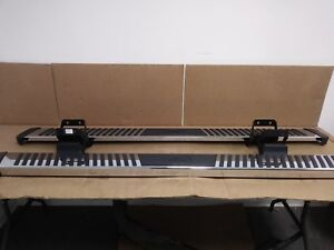 Oem Ford F Running Boards Chrome