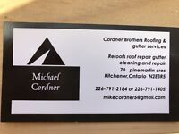 Roofing and trough service