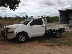 2007 Toyota Hilux Ute Breddan Charters Towers Area Preview