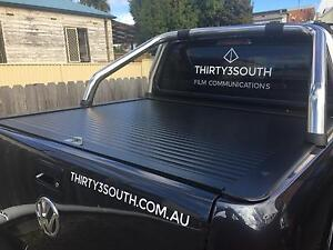 Roll Top and Sports Bars VW Amarok Merewether Newcastle Area Preview