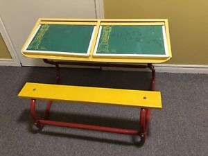 Vintage Fisher Price child desk