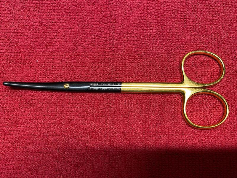 """Padgett SuperCut Dissecting Scissors Metzenbaum 5 1/2"""" CVD"""
