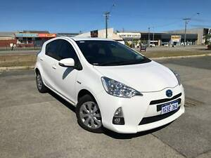 2013 Toyota Prius-C 5D Hatchback HYBRID*LOW KMS***FREE WARRANTY** Welshpool Canning Area Preview