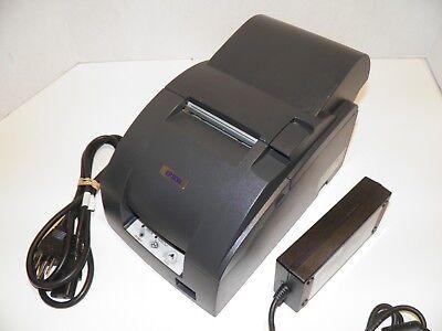 Epson Tm-u220a M188a Dot Matrix Kitchen Bar Pos Receipt Printer Usb W Power