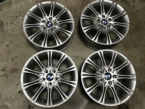 "Bmw rims M package 18"" for sale"