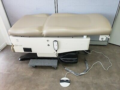 Umf 4070-650-200 Power Exam Table Power Exam Chair Surgical Chair Tested 1999.