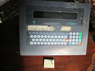 Good Used Toledo Scale Controller 9360 N1