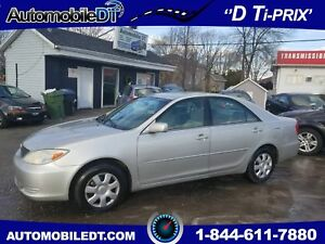 Toyota Camry LE Full Extra propre Mrs 76ans 3988$ +30 Véhiles à