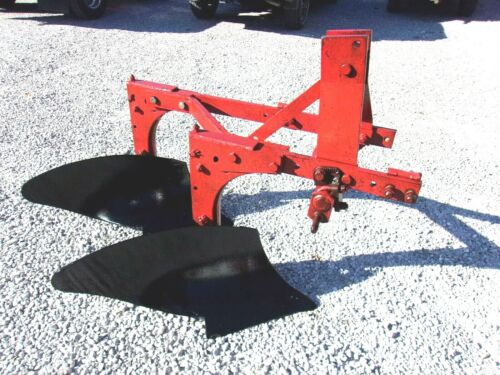 Used International 2-14 Inch Turnin Plow, 3 Pt (FREE 1000 MILE DELIVERY FROM KY)