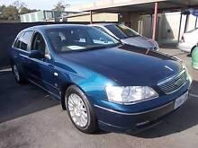 2003 Ford Fairlane Ghia Sedan Mitchell Gungahlin Area Preview