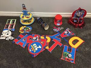 Thomas and Friends - Birthday Decorations