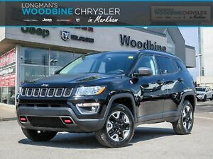2017 Jeep Compass TRAILHAWK/LOW K's/GREAT PRICE
