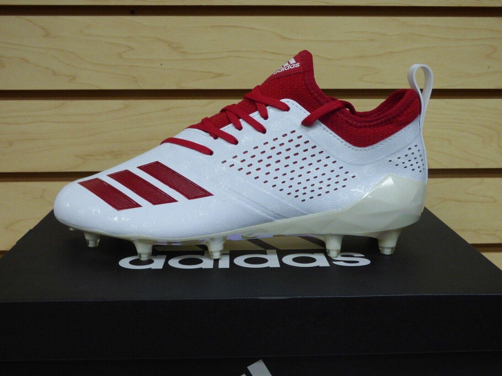 Star 7.0 Adimoji Football Cleats Red