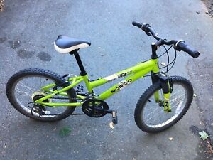 Youth Norco speed mountain Bicycle