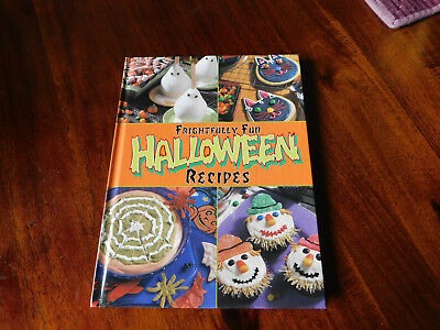 Frightfully Fun Halloween Recipes Cookbook (2000) - Fun Halloween Recipes