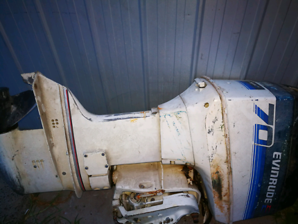 Boat motors For sale 2x outboards