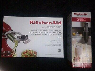 KitchenAid Stand Mixer Accessories