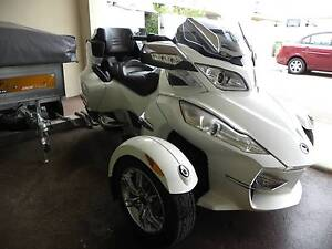 Can Am Spyder RT Limited 2012 Champion Lakes Armadale Area Preview