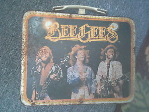 Bee Gees Lunchpail