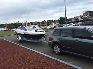 Speed luxury boat Coopers Plains Brisbane South West Preview