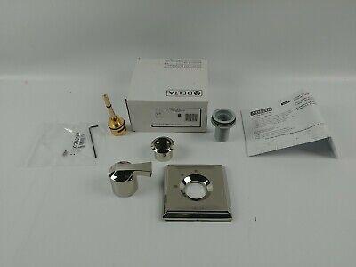 Delta T11851-PN Dryden Shower Handle Diverter Trim Kit - Polished Nickel - New ()