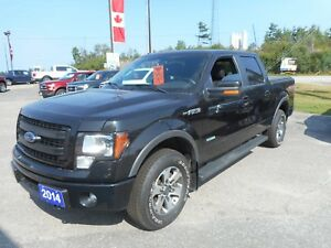 "2014 Ford F-150 4WD SuperCrew 145"" F"