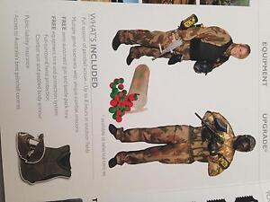 PaintBall tickets Ipswich Ipswich City Preview
