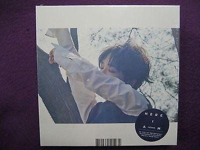 SUPER JUNIOR YESUNG / 1ST MINI ALBUM - HERE I AM CD NEW SEALED
