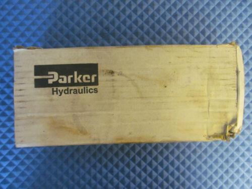 NOS Parker Solenoid Valve D1VW001CNJWL-91