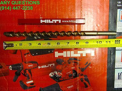 Hilti 58 X 12 Percussion Drill Bit Preowned Mint Condition Fast Ship