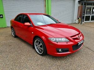 2005 Mazda 6 MPS 2.3L 4 Cylinder Turbo Sedan MANUAL Lambton Newcastle Area Preview