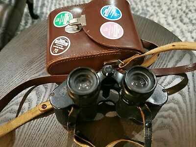Carl Zeiss Jena Jenoptem 8x30 W Binoculars with Case
