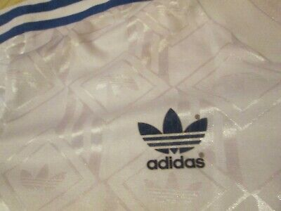 ⚡maillot soccer adidas match worn #glanz xl large vintage before alexander wang⚡