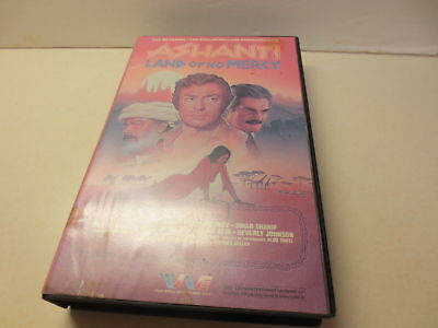 Rare Big Case Clamshell Trans World Entertainment Ashanti 1979 Vhs Michael Caine