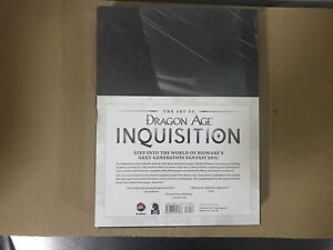 The Art of Dragon Age Inquisition (Limited Edition) Prahran Stonnington Area Preview